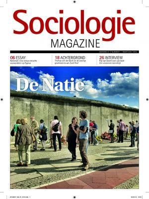 Sociologie Magazine De Natie