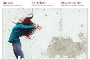 In Beweging, het nieuwste nummer van Sociologie Magazine